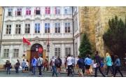 Anglo American University -  Англо-Американский университет в Праге